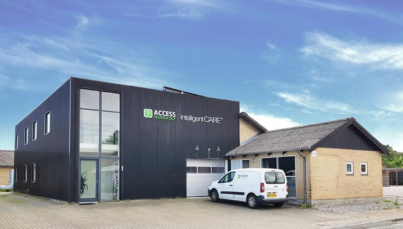 Access Technology A/S hovedkontor i Lystrup