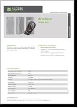 RFID læser (WI34 og WI37)