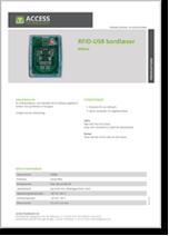 RFID-USB bordlæser, Mifare