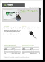 RFID-USB bordlæser, EM/HID