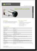 Aperio_C100 euro cylinder