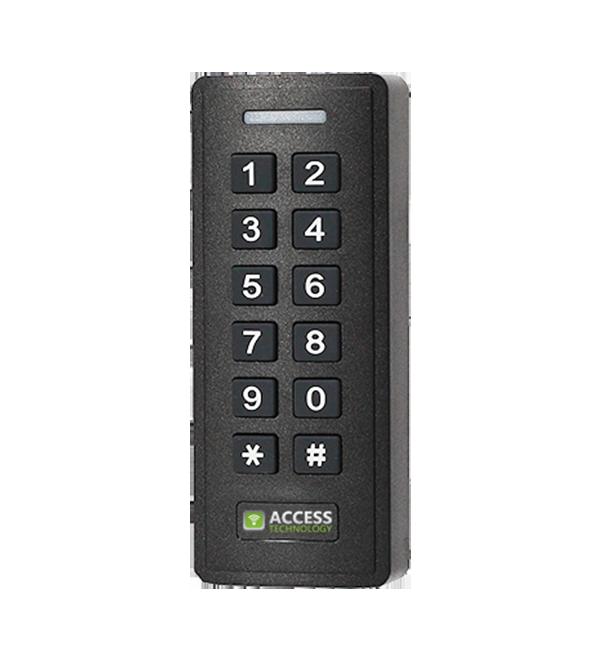 RFID kodetastatur hybrid, Wiegand 26 - 37 bit