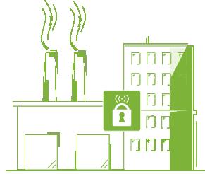 Access technology Trådløse adgangssystemer til kontor og industri