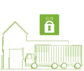 Access technology Trådløse adgangssystemer til logistik og transport