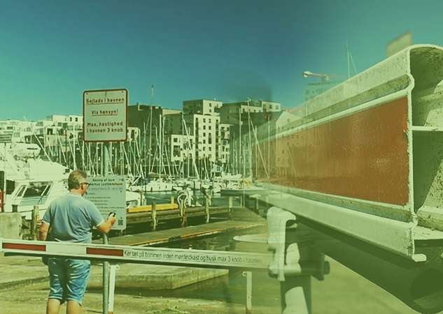 Nem adgang til Aarhus lystbådehavn med MobilePay løsning