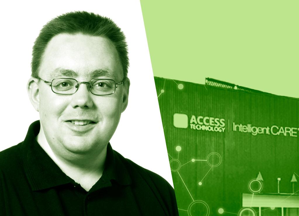 ACCESS technology får ny medarbejder Allan Johansen
